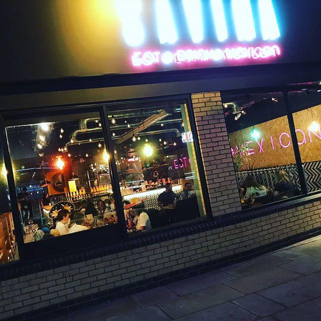 Savina Mexican Restaurant Liverpool